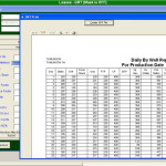 Edit Data - Gas Daily Data Quick Report